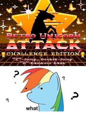 Where's Pegasus Attack?