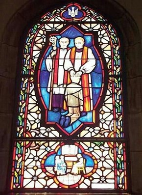 Church Window FAIL