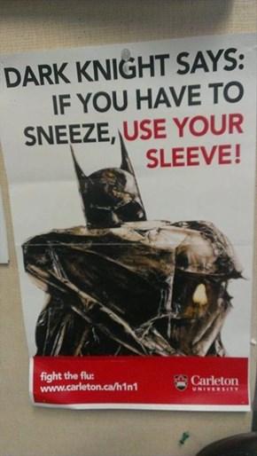 Gotham Needs Proper Disease Control