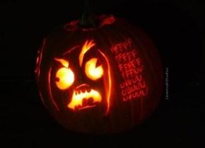 Rage Pumpkin - WIN!