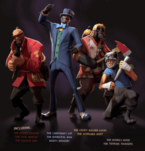 Spoopy New Hats Abound! Scream Fortress 2 is Here!