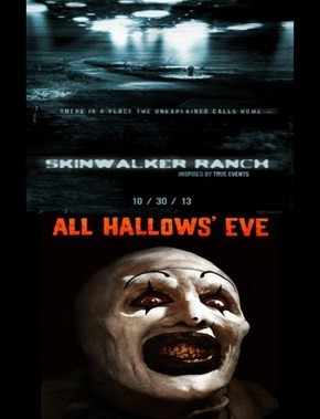 Skinwalker Ranch/All Hallow's Eve