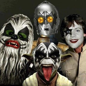 Join The KISS Rebel Alliance
