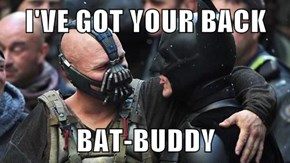 I'VE GOT YOUR BACK  BAT-BUDDY