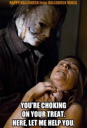 Don't Choke on your Treats!