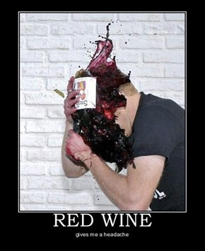 The Dangers of Wine
