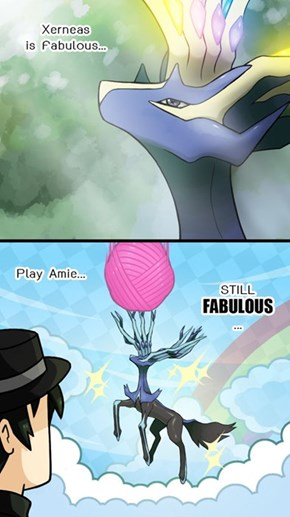 Xerneas is Always Fabulous