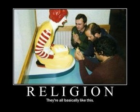 The Almighty Ronald