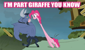 Pinkie Pie Is Many Things