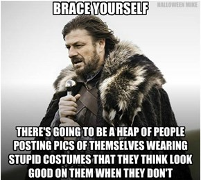 Stupid Costumes on Halloween