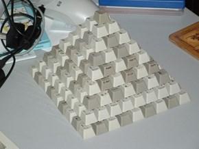 An Ancient Keyboard