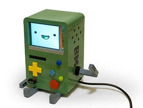 LEGO Craftsmanship of the Day: Adventure Time's BMO Console Gets Legofied