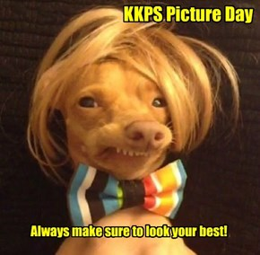 KKPS Picture Day