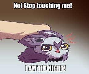 Noibat Used Cuteness! It's Super Effective!