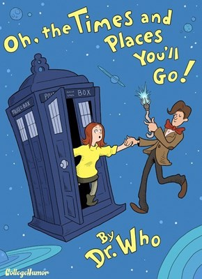 Dr. Who Crossover