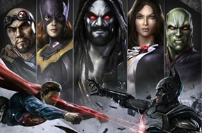Injustice: Gods Among Us Ultimate Edition Out in November