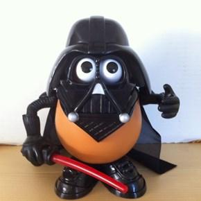 No Luke, I AM Your Fryer