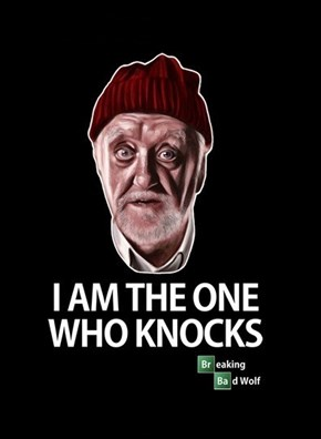 The One Who Knocks Four Times