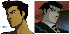I think Roger Might be Mako's Dad in Another Universe