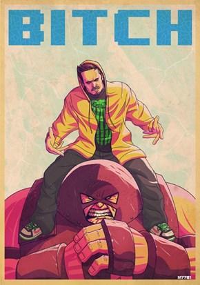 Jesse Pinkman v Juggernaut