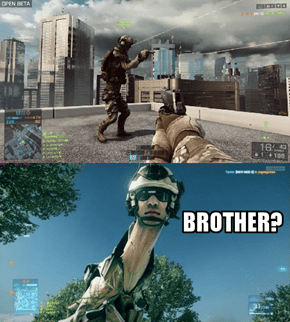 Long Neck Has a Sibling in Battlefield 4