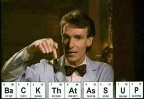 Bill Nye gets real