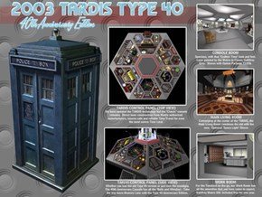 Still Dreaming of Owning My Own Tardis