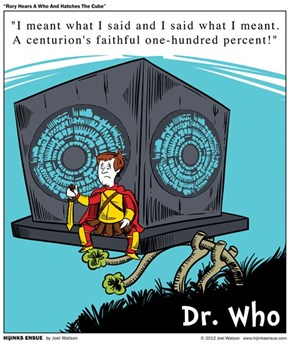 The Doctor in the Box