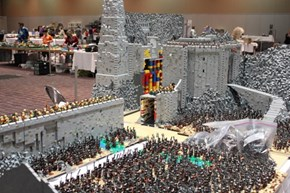 LEGO Helm's Deep Will Blow You Away