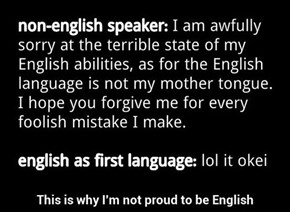 English EZ bro