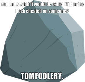 Tom's A Playrock