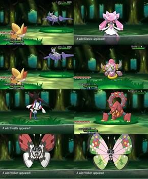 New Pokémon, Mega Evolutions and More!