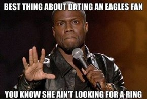 The Best Thing About Dating an Eagles Fan