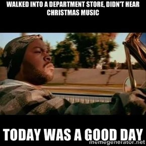 It was a damn good day