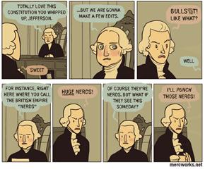 Jefferson's Hatred