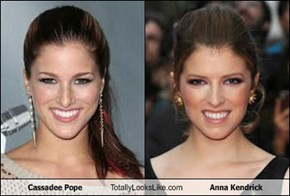 Cassadee Pope Totally Looks Like Anna Kendrick