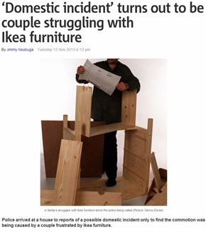 IKEA is the End of All Relationships