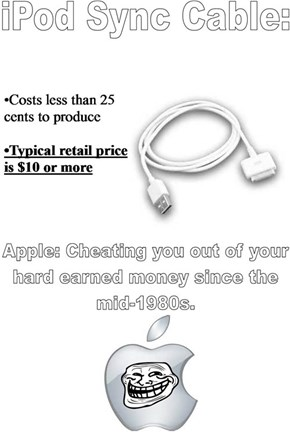 Apple Loves Your Money