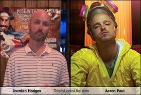 Jourdan Hodges Totally Looks Like Aaron Paul