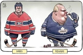 Think I'm cheering for the Habs this year