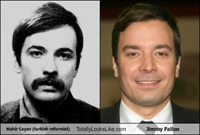Mahir Cayan Totally Looks Like Jimmy Fallon