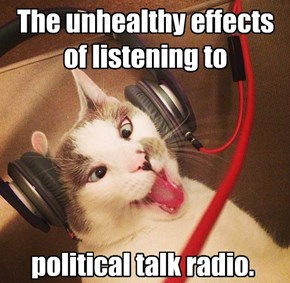 The unhealthy effects of listening to