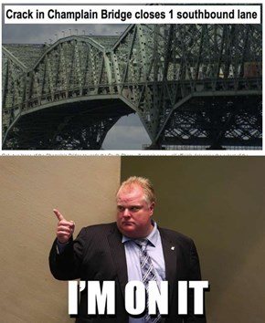 Rob Ford is on the Case