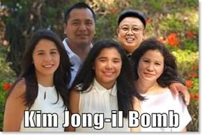 Kim Jong-il Bomb