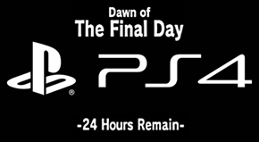 Happy PS4 Eve! It's the Final Countdown!