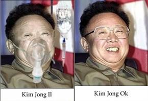 Kim Jong-il Kim Jong-ok