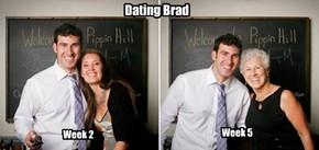 Dating Brad