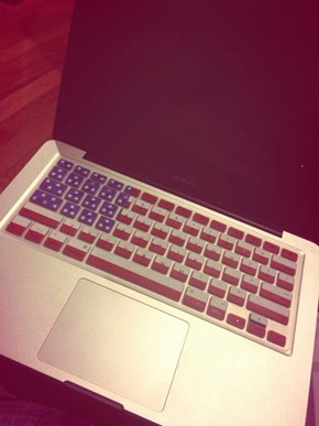 The Most Patriotic Keyboard