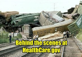 Behind the scenes at HealthCare.gov