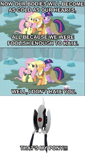 Now You're Thinking With Flutters